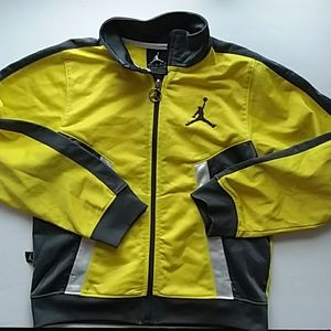 Air Jordan Youth Athletic Jacket size L 6/7yrs